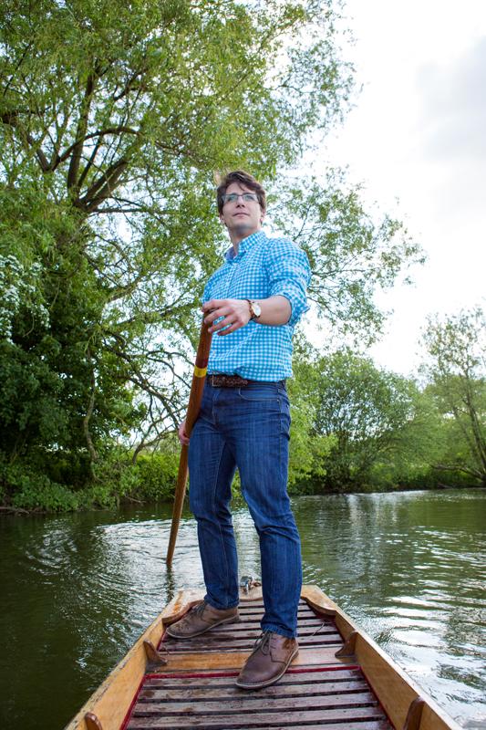 Portfolio - Punting in Oxford - 033