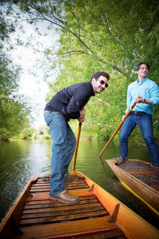 Portfolio - Punting in Oxford - 097