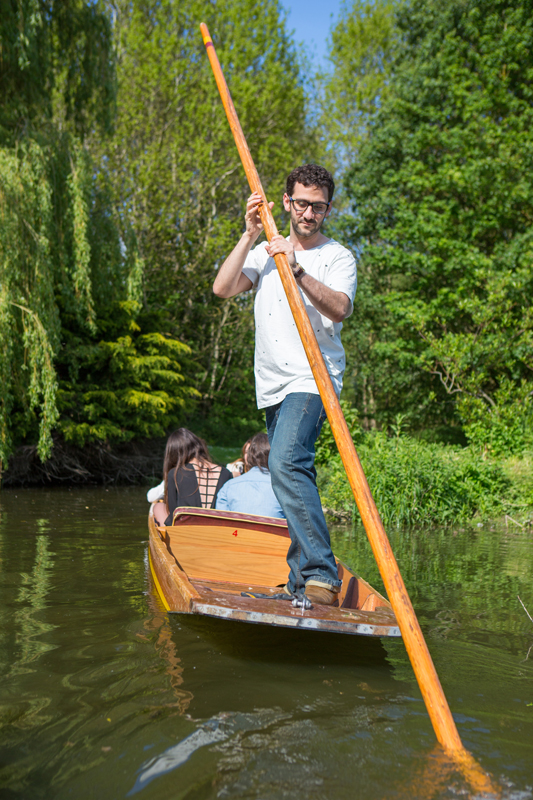 Portfolio - Punting in Oxford - 020