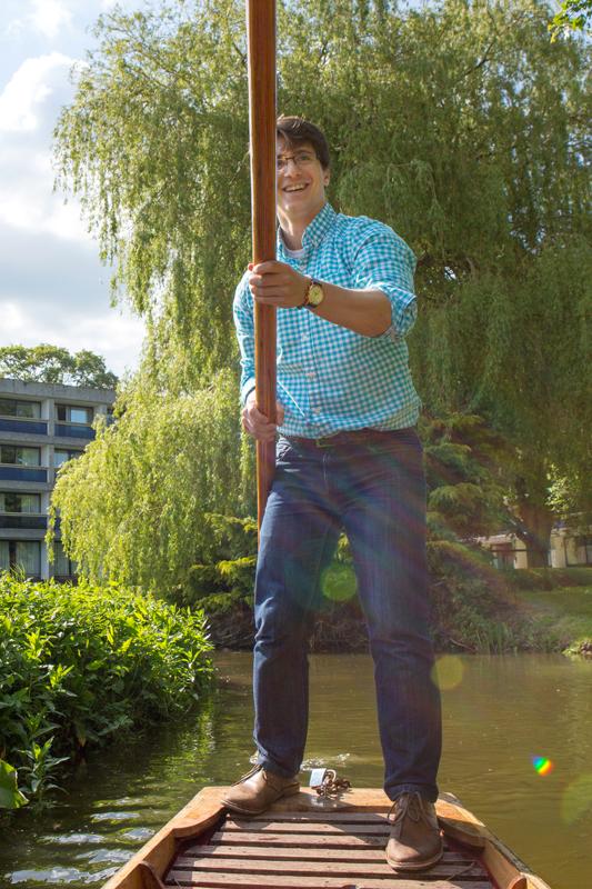 Portfolio - Punting in Oxford - 024