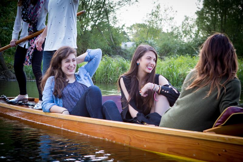 Portfolio - Punting in Oxford - 037