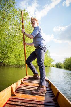 Portfolio - Punting in Oxford - 054