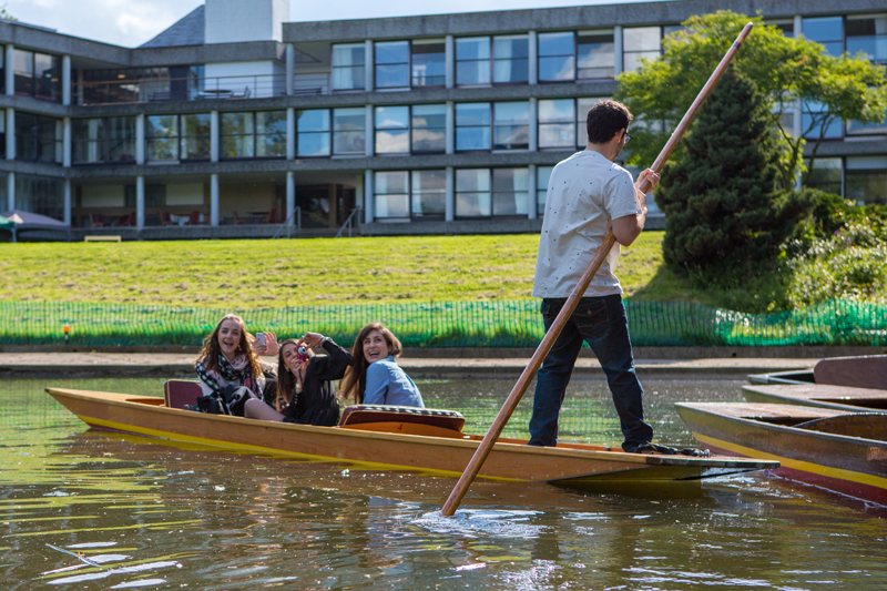 Portfolio - Punting in Oxford - 014