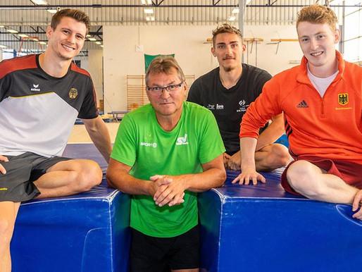 Turn-Meisterschaften fallen aus - Absage der Wettkämpfe sorgt für Frust in Halle