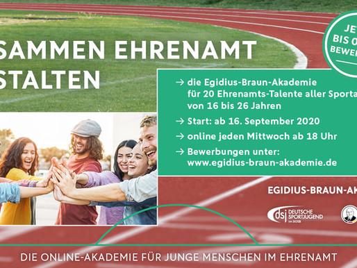 Kostenlose Workshops für Ehrenamts-Talente