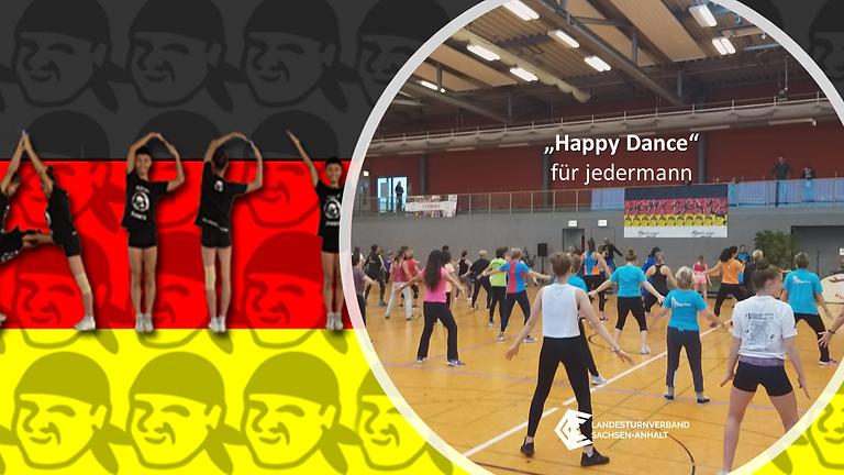 """WS 2134 """"Happy Dance Einsteiger + Ausbildung"""""""