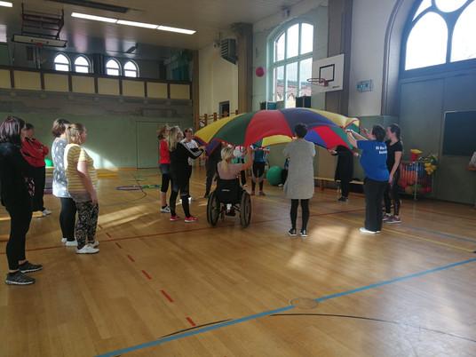 Inklusion im Kinderturnen: Fachwissen und Praxistipps!