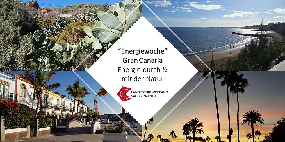 """WS 2102 """"Fitness- und Energiewoche Gran Canaria"""""""