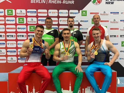 5 von 7 Goldmedaillen für die Trainingsgruppe aus Halle