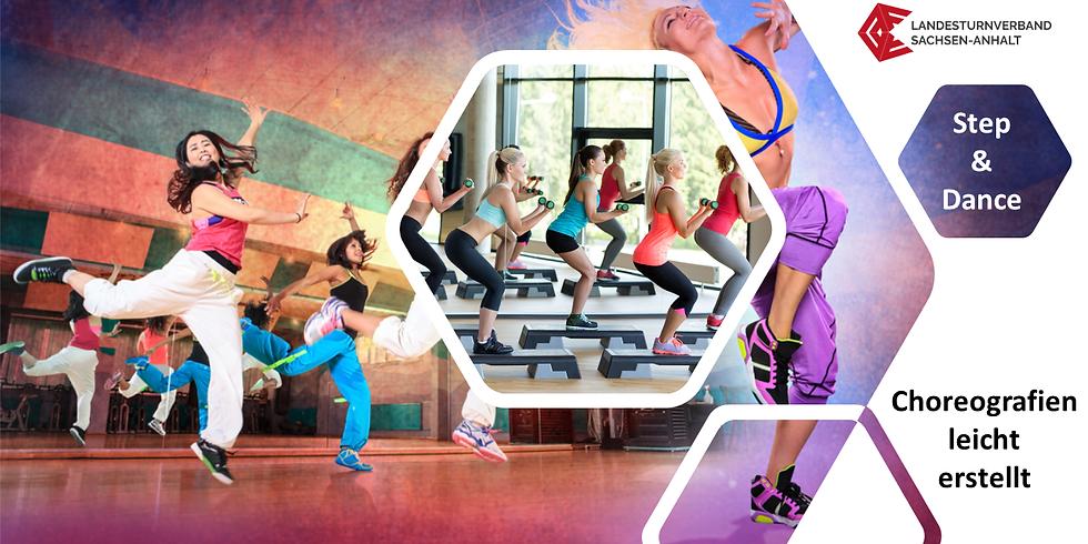 """WS 2123 """"Step- & Dance Choreografien leicht erstellt"""""""