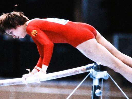 DDR-Turnstar Maxi Gnauck - Der Olympia-Sieg öffnete ihr viele Türen