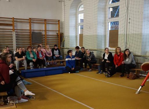 Fortbildung für Übungsleiter und Trainer Gerätturnen in Mansfeld erfolgreich durchgeführt