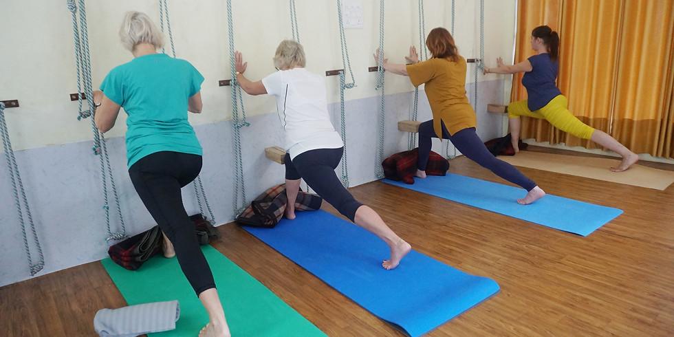 Yoga für Ältere (WS 2020)