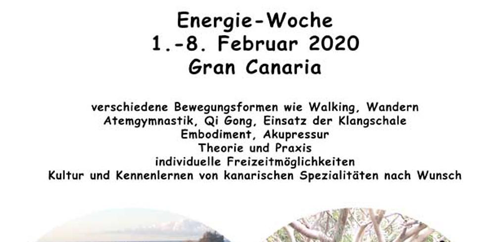 Energie-Woche Gran Canaria (WS 2006)