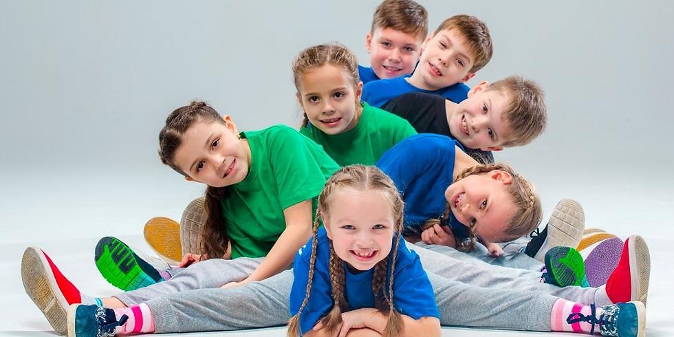 Rund um die Kinder- Tanzsport, Gymnastik & Entspannung (Kitu 2006)