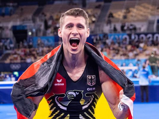Warum der Wechsel nach Halle für Lukas Dauser ein entscheidender Schritt zur Medaille war