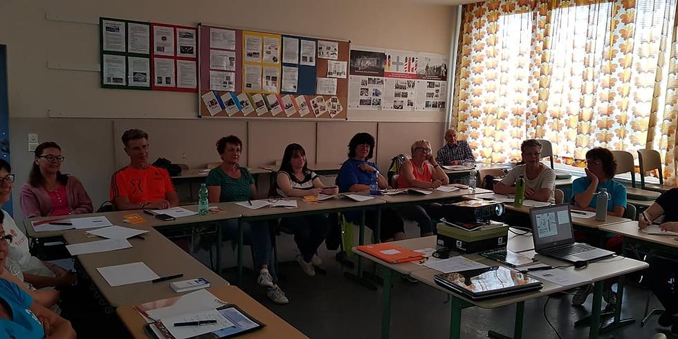 Clubleiter/innen-Qualifizierung und -Treffen (Kitu 2007)