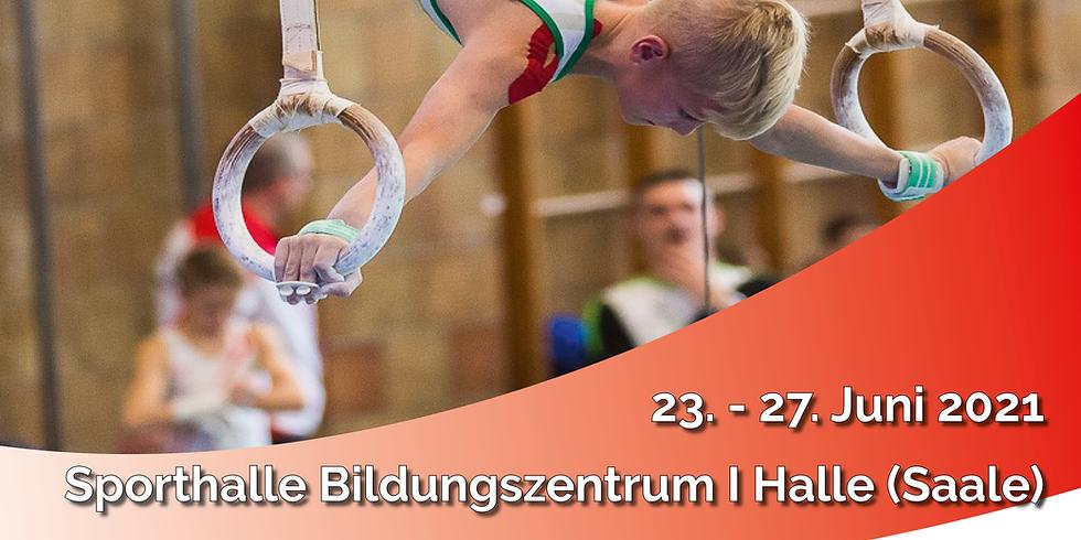 Deutsche Jugendmeisterschaften Gerätturnen männlich