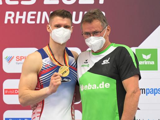 Mehrkampfgold für Lukas Dauser
