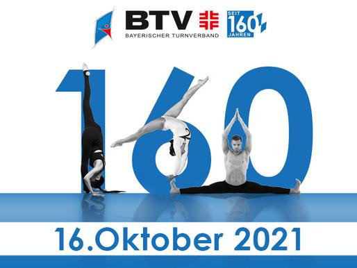 Festveranstaltung 160 Jahre Bayerischer Turnverband