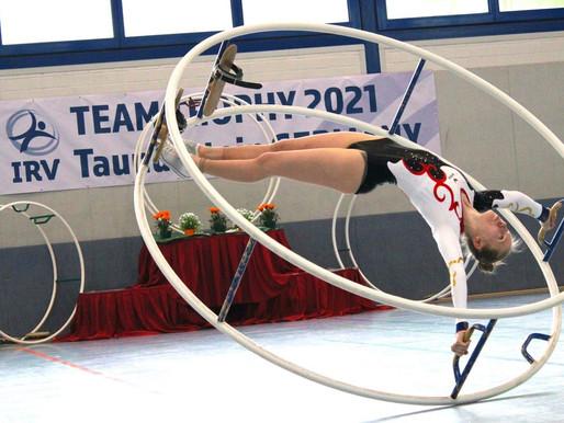 IRV Team Trophy Junior*innen: Deutschland gewinnt knapp vor Israel