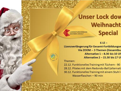 Gymwelt Lockdown- und Weihnachts-Special