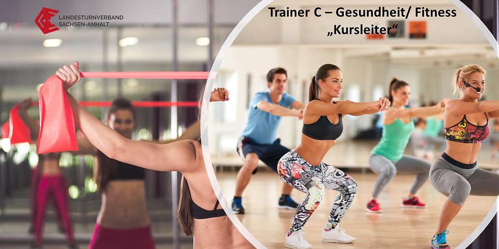 """AB 03 """"Trainer C – Lizenz Fitness & Gesundheit - Kursleiter"""""""