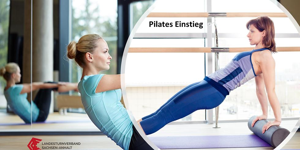 """WS 2104 """"Pilates Einstieg"""""""
