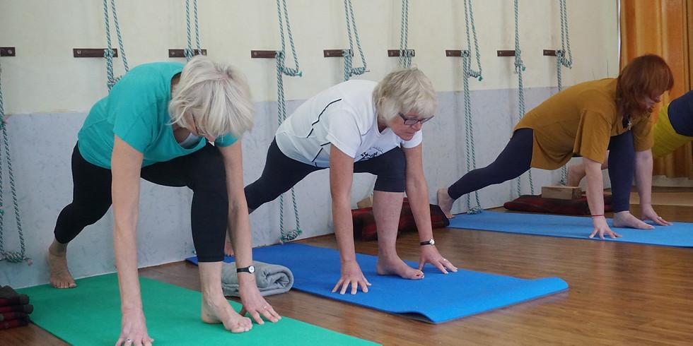Funktionelles Training für Ältere (WS 2010)