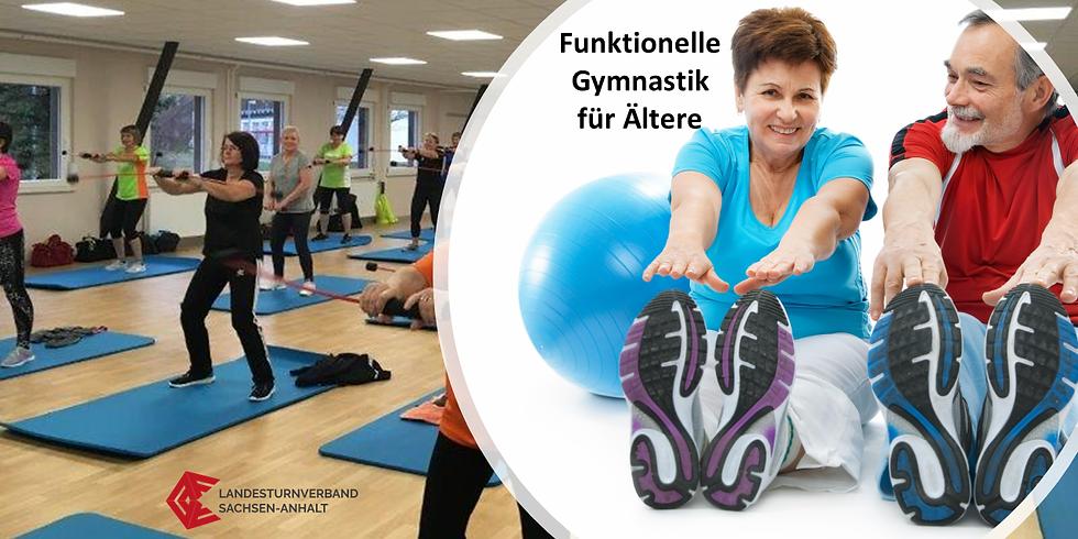 """WS 2111 """"Funktionelle Gymnastik für Ältere"""""""