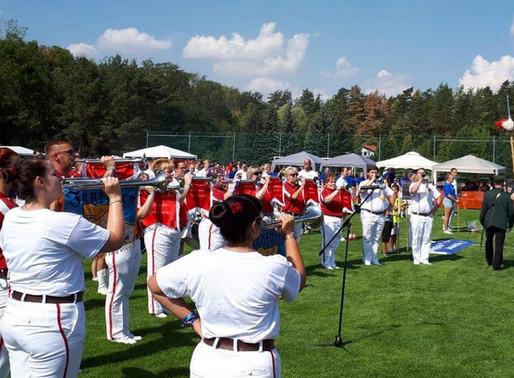 28. Landesmeisterschaft der Spielleute im Sportpark Hettstedt