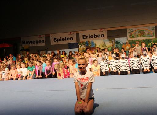 Kindergruppen aus Leipzig und Region für  inklusive Kinderturn-Show gesucht! *Update*