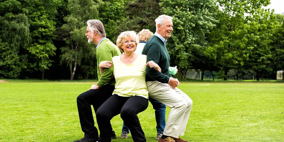 ATP - Alltagstrainingsprogramm für Ältere (WS 2018)