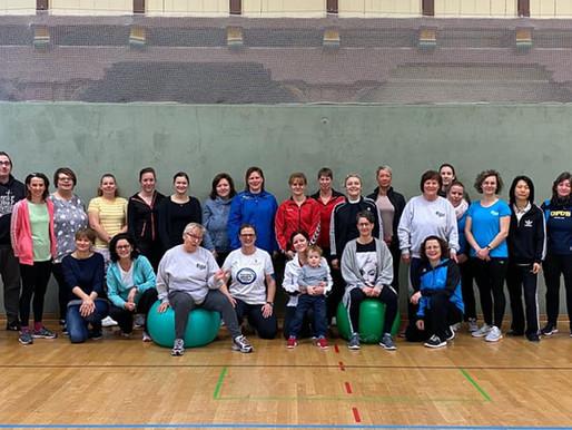 """Workshop """"Kinderturnen für alle - Ideen und Übungen"""" in Salzwedel ein voller Erfolg"""