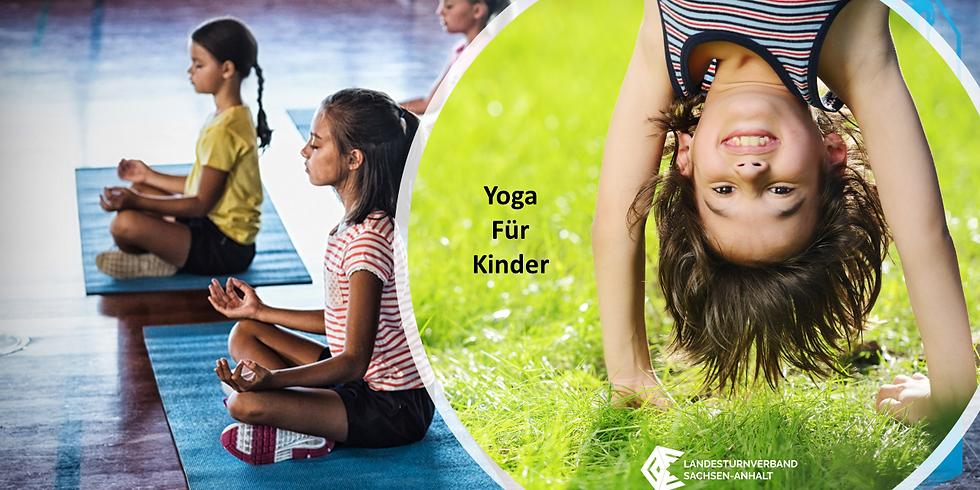 """WS 2101 """"Yoga für Kinder"""""""