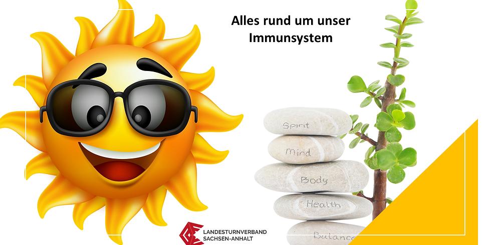 """WS 2105 """"Immunsystem von A bis Z"""""""