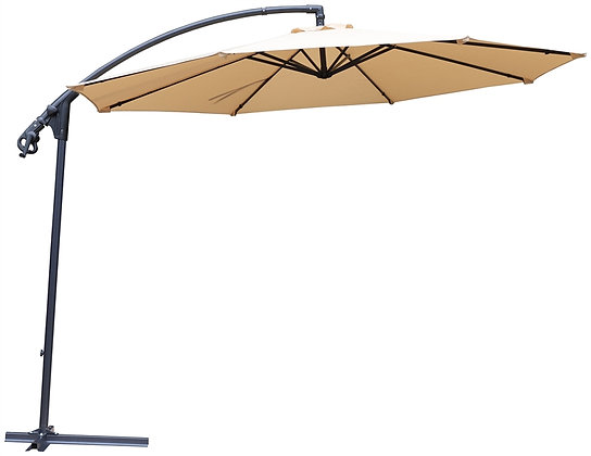Seasonal Trends Umbrella and Stand Offset Easy Up