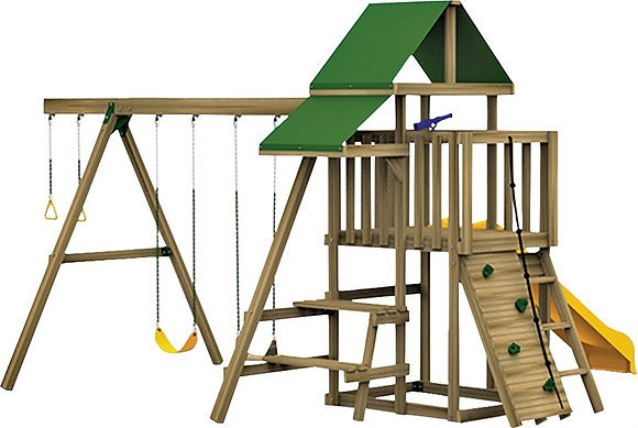 PLAYSTAR PS 7481 Ready-to-Assemble Playset Kit