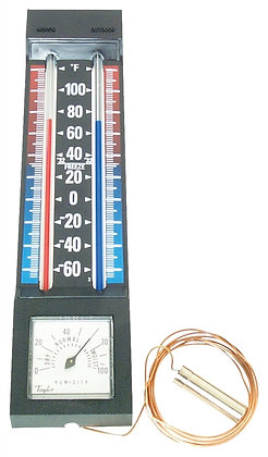 Taylor 5329 Thermometer with Hygrometer