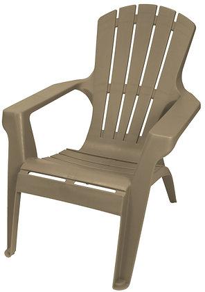 Gracious Living Adirondack II Chair, Woodland Brown