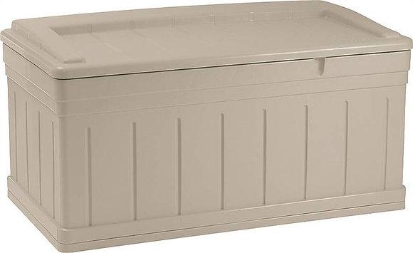Suncast Deck Box, Light Taupe