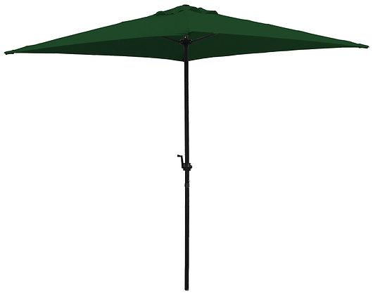 Seasonal Trends 6.5 ft Market Umbrella, Green