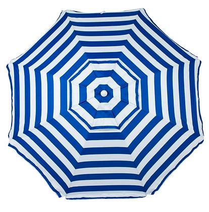 Rio Brands Essential Outdoor Umbrella, Round Canopy, 72 in