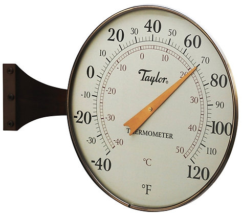 Taylor 480BZN Dial Thermometer, 8-1/2 in