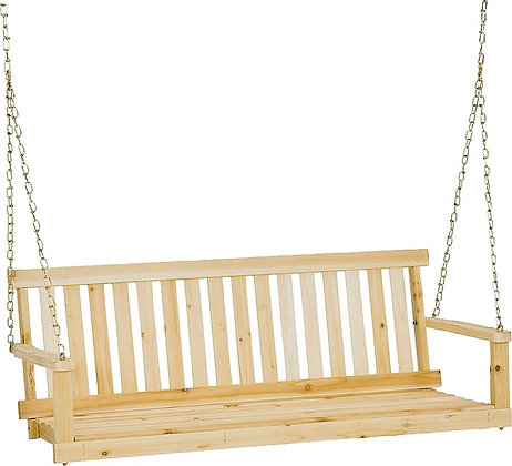 Jack Post Porch Swing Seat, Fir Wood