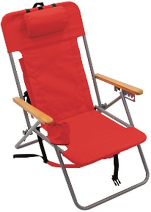 Rio Brands 5-Position Backpack Chair