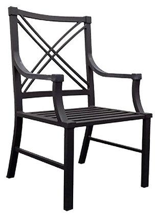 Standing Trends Audubon Dining Chair, Gray Finish