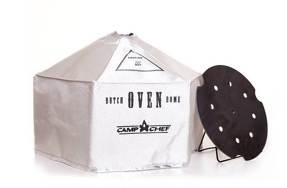 Camp Chef Dutch Oven Dome & Heat Diffuser Plate
