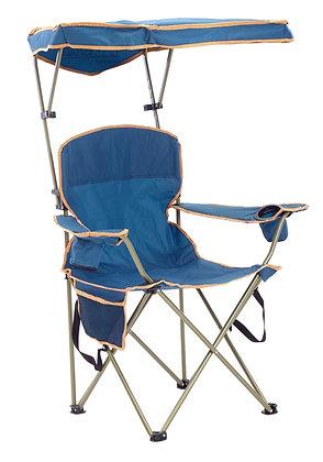 ShelterLogic Max Shade Chair, Navy/Silver