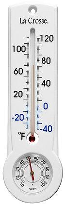 La Crosse 204-109 Thermometer, Analog